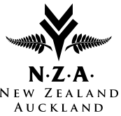 N.Z.A. New Zealand Auckland